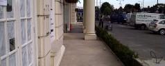 London Hotel Pathway resin bound paving