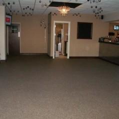 Indoor Resin Flooring in Bar in Westbury
