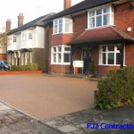 Resin bound driveway surface new drive Nationwide UK
