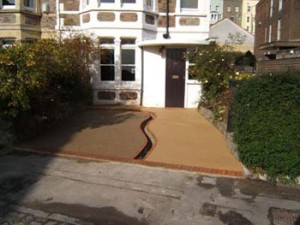 The alternative driveway material Sureset Approved Installer