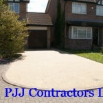 Resin bound driveway alternative makeover surface
