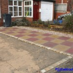 Swindon resin bound driveway project