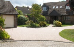 New Resin Bound Alternative Driveway